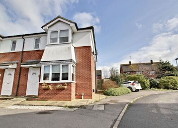 Thumbnail 3 bed end terrace house for sale in Carnaby Close, Leconfield, Beverley