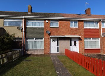 Thumbnail 3 bed terraced house for sale in Rowacres, Whitchurch, Bristol