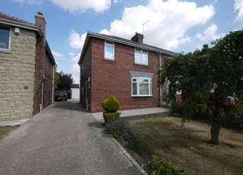 Thumbnail 3 bed semi-detached house for sale in 99, Womersley Road, Knottingley, West Yorkshire