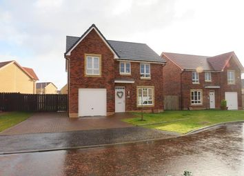 Thumbnail 4 bedroom detached house to rent in Cot Castle Grove, Stonehouse, Larkhall