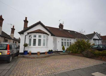 Thumbnail 3 bed semi-detached bungalow for sale in Heathfield Road, Bebington, Wirral