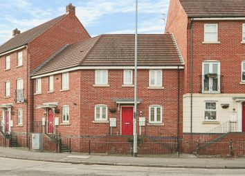 Thumbnail 2 bed maisonette for sale in Ashgate Road, Hucknall, Nottinghamshire