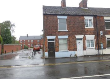 Thumbnail 2 bed end terrace house to rent in London Road, Coalville
