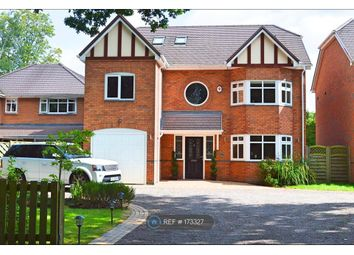 Thumbnail 5 bedroom detached house to rent in St Bernards Road, Solihull