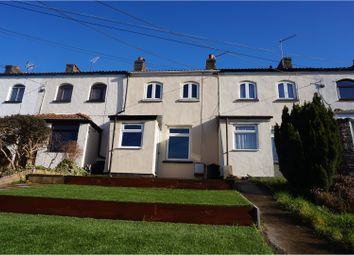Thumbnail 2 bed terraced house for sale in Eirene Terrace, Pill