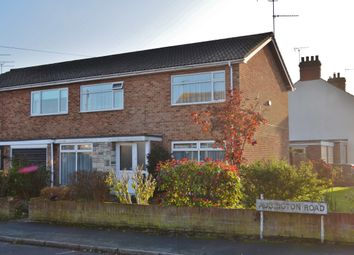Thumbnail 3 bed semi-detached house for sale in Addington Road, Trimley St. Mary, Felixstowe
