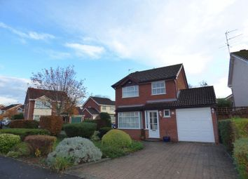 Thumbnail 3 bed detached house for sale in Churchview Drive, Barnwood, Gloucester
