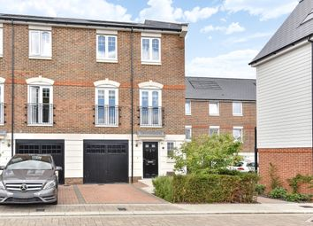 Thumbnail 4 bed terraced house to rent in 10 The Crescent, Mere Road, Dunton Green, Sevenoaks