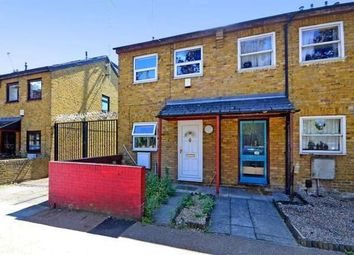 Thumbnail 2 bed end terrace house to rent in Underwood Road, Shoreditch