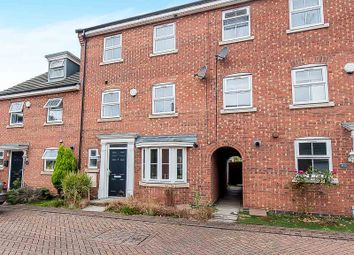 Thumbnail 4 bed town house for sale in Lyvelly Gardens, Parnwell, Peterborough