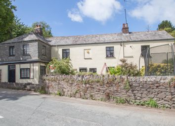 Thumbnail 5 bed cottage for sale in Milford Lane, Tamerton Foliot, Plymouth