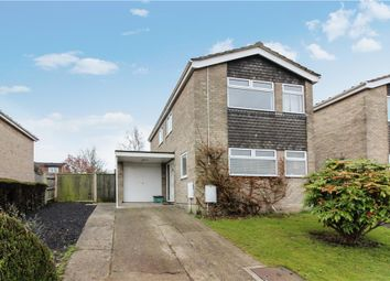 Thumbnail 3 bed detached house for sale in Amderley Drive, Eaton, Norwich