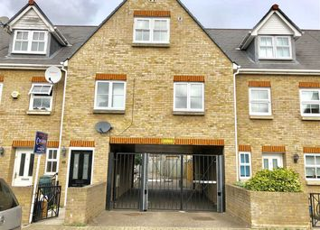 Thumbnail 3 bed maisonette to rent in Dorset Road, London
