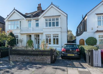 Thumbnail 5 bed semi-detached house to rent in Hillersdon Avenue, London