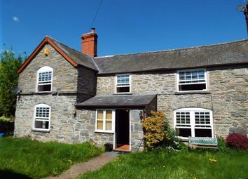 Thumbnail 3 bed semi-detached house for sale in Cynwyd, Corwen, Denbighshire
