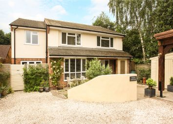 Thumbnail 5 bed detached house for sale in Michelet Close, Lightwater, Surrey