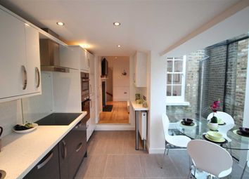 Thumbnail 4 bed terraced house to rent in Lillieshall Road, London