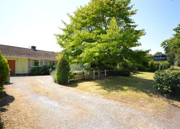 Thumbnail 2 bed detached bungalow for sale in Brimley Road, Bovey Tracey, Newton Abbot, Devon