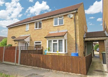 Thumbnail 2 bed detached house for sale in Buttermere Path, Biggleswade