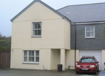4 bed semi-detached house to rent in Trevonnen Road, Ponsanooth, Truro TR3