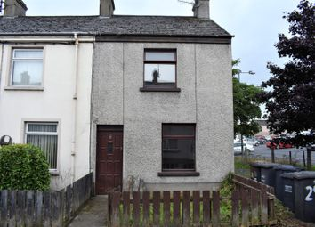 Thumbnail 2 bed end terrace house for sale in Burnview Terrace, Banbridge