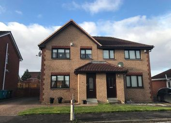 Thumbnail 3 bed semi-detached house for sale in Rockcliffe Path, Chapelhall, Airdrie