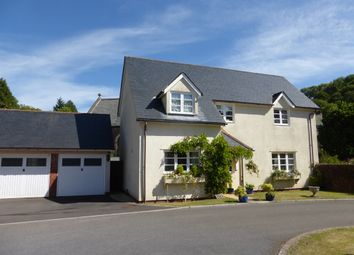 Thumbnail 3 bed detached house for sale in Watersmeet Close, Roadwater, Watchet
