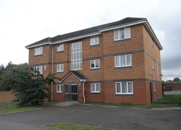 Thumbnail 2 bedroom flat to rent in Kingswood Road, Nuneaton