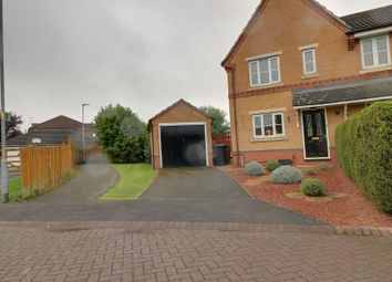 Thumbnail 3 bed semi-detached house to rent in Milton Way, Ettiley Heath, Sandbach