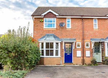 Thumbnail End terrace house for sale in Howard Close, Loughton, Essex