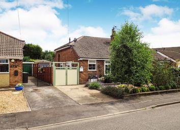 Thumbnail 2 bedroom bungalow for sale in Kent Road, Giltbrook, Nottingham