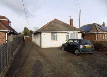 Thumbnail 3 bed detached bungalow for sale in Waltons Avenue, Holbury
