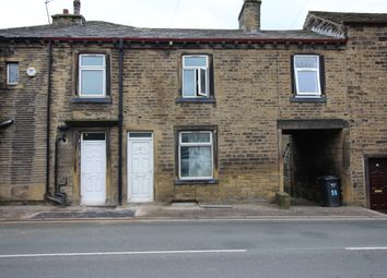 Thumbnail 1 bed flat to rent in Burnley Road, Mytholmroyd