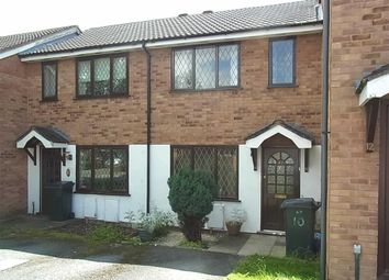 Thumbnail 2 bed end terrace house to rent in 10, Llys Close, Oswestry, Shropshire