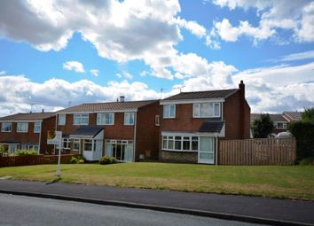 Thumbnail 3 bed detached house for sale in Cross Lane, Sacriston, Durham