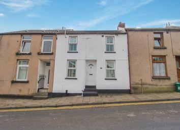 Thumbnail 3 bed cottage for sale in Llantrisant Road, Graig, Pontypridd