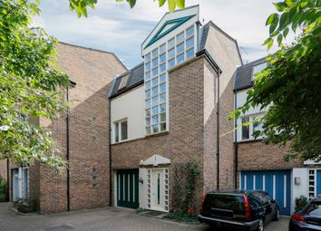 Thumbnail 3 bed mews house for sale in Martineau Mews, London