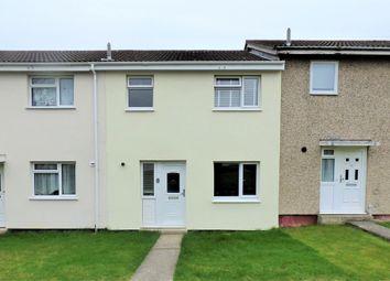 Thumbnail 3 bedroom terraced house for sale in Betony Walk, Haverhill