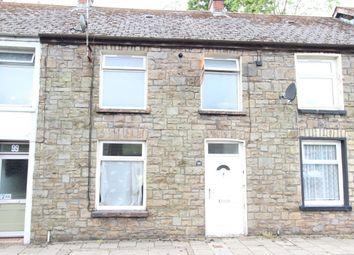 Thumbnail 2 bedroom terraced house for sale in East Road, Tylorstown -, Ferndale