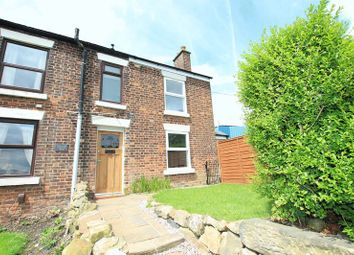 Thumbnail 2 bed semi-detached house to rent in Mow Lane, Gillow Heath, Stoke-On-Trent