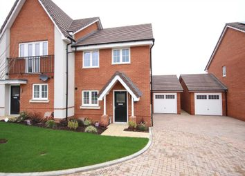Thumbnail 3 bed end terrace house for sale in Clapham Drive, Bracknell