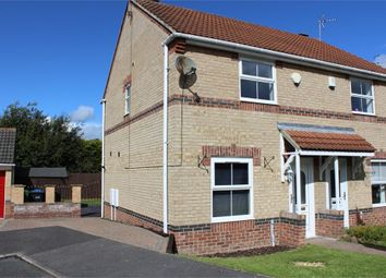 Thumbnail 2 bed semi-detached house for sale in Mayfield Walk, St Helen Auckland, Bishop Auckland, Durham