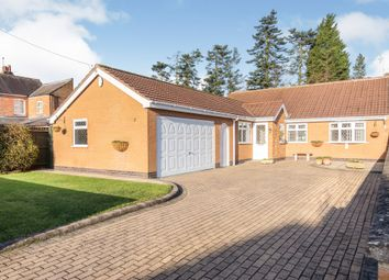 Thumbnail 2 bed detached bungalow for sale in Warwick Road, Littlethorpe, Leicester