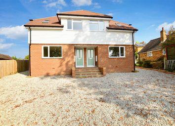 Thumbnail 3 bed semi-detached house for sale in Lurkins Rise, Goudhurst, Cranbrook, Kent