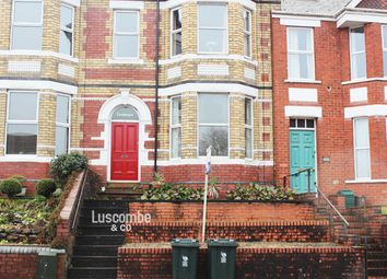 Thumbnail 2 bedroom flat to rent in Risca Road, Newport
