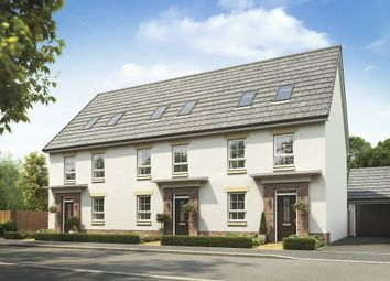 "Thumbnail 4 bed semi-detached house for sale in ""Helmsdale"" at Merchiston Oval, Brookfield, Johnstone"