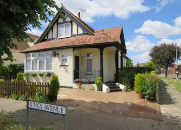 Thumbnail 3 bed detached house for sale in Kings Avenue, Holland-On-Sea, Clacton-On-Sea