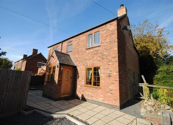 Thumbnail 3 bed detached house to rent in East Road, Wymeswold, Loughborough