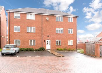 Thumbnail 2 bed flat for sale in Halt Mews, Kingswinford