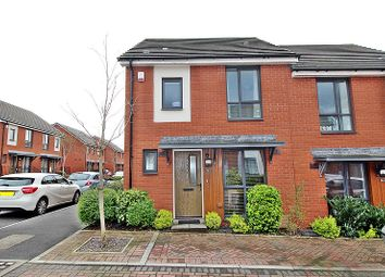 Thumbnail 3 bed semi-detached house for sale in Bartley Wilson Way, Cardiff, Cardiff.